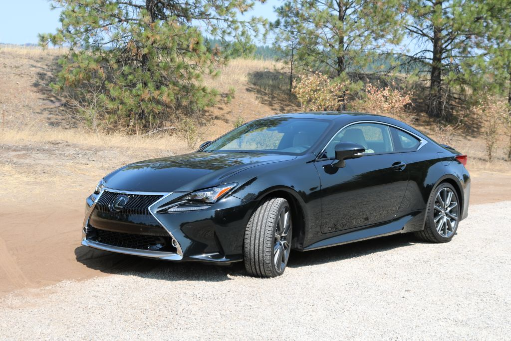 Lexus Sport Coupe >> 2018 Lexus RC 300: Sport Coupe Balancing Luxury and