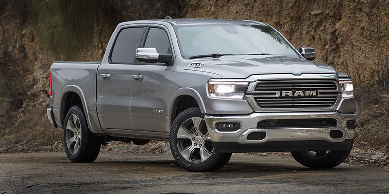 New Ram Truck >> All New Ram 1500 Named 2019 Green Truck Of The Year Everyman Driver