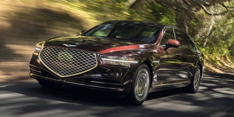 2020 Genesis G90 Offers The Best Value For A Full Size Luxury Sedan On Everyman Driver Everyman Driver