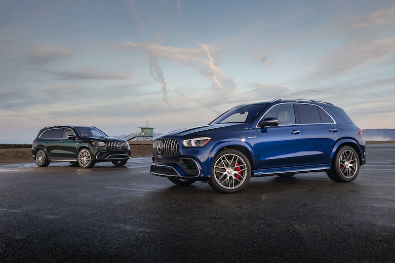 Mercedes-Benz Introduces New 2021 SUVs and AMG Performance ...